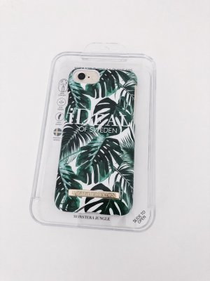 Mobile Phone Case white-forest green