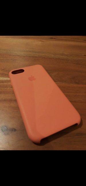 Hoesje voor mobiele telefoons abrikoos