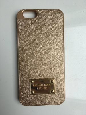 Michael Kors Mobile Phone Case gold-colored