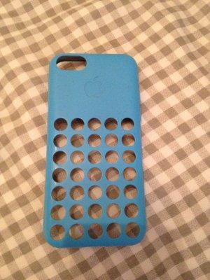 Iphone-Hülle für das iPhone 5c in Blau