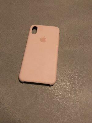Hoesje voor mobiele telefoons stoffig roze