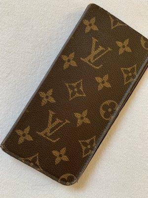 Louis Vuitton Étui pour téléphone portable brun