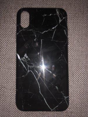 Hoesje voor mobiele telefoons zwart-wit