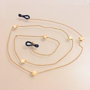 IPHORIA Brillenband Brillenkette Gold Sonnenbrillen Band Kette
