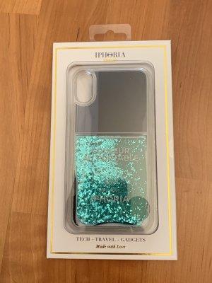 Iphoria Hoesje voor mobiele telefoons groen kunststof