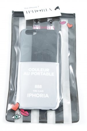 Iphoria Mobile Phone Case black-light grey casual look