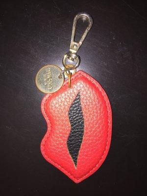 Iphoria Porte-clés rouge fluo-noir