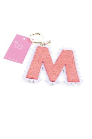 Iphoria Porte-clés multicolore Application de logo métal
