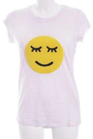 Iphoria T-Shirt mehrfarbig Casual-Look