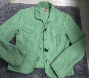 IQ+ Berlin Sweat Blazer lime-green