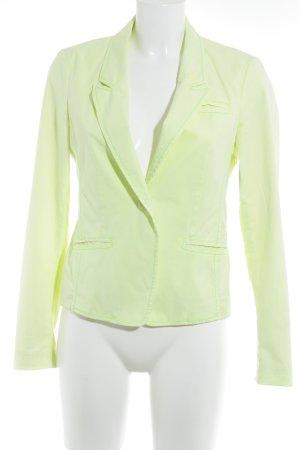 IQ+ Berlin Jerseyblazer wiesengrün-blassgrün minimalistischer Stil