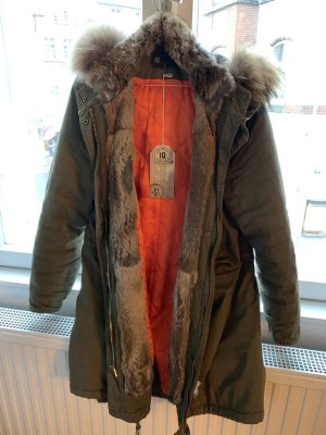 IQ + Berlin Long Parka Gr. 38