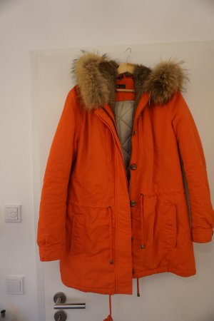 IQ-Berlin Parka in Orange