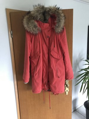 IQ Berlin Parka Long Version Full Fur