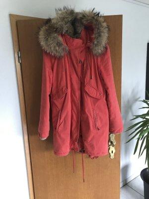 IQ Berlin Parka Long Version Full Fur