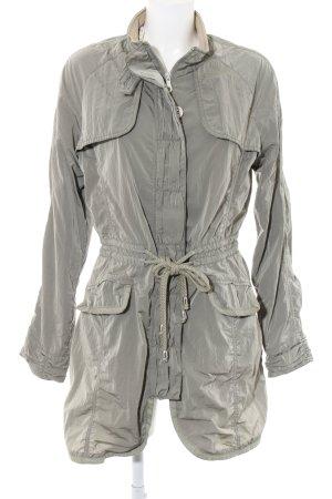 IQ+ Berlin Raincoat light grey casual look
