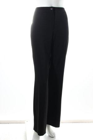 irb Fashion Stoffhose schwarz schlichter Stil