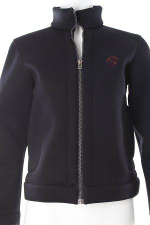 Iriedaily Jacke schwarz sportlicher Stil