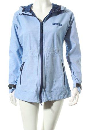 Iriedaily Outdoorjacke himmelblau sportlicher Stil