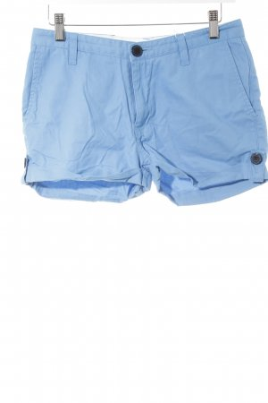 Iriedaily Shorts kornblumenblau Casual-Look