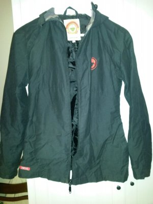 Iriedaily Soft Shell Jacke, schwarz, Gr. M