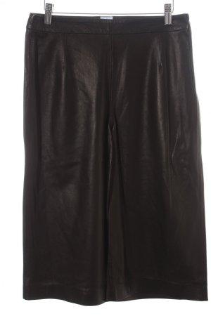 Iris & Ink Culottes schwarz Street-Fashion-Look