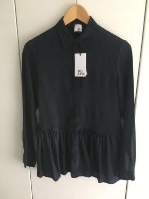 Iris & Ink - Feminine Bluse aus reiner Seide
