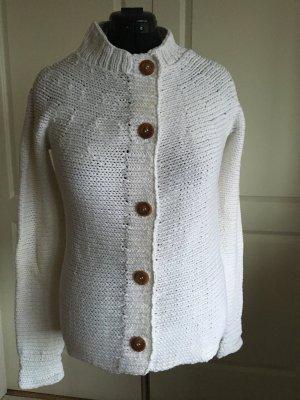 Iris von Arnim, Baumwolljacke in weiß