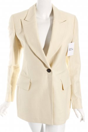 Iris von Arnim Long-Blazer creme Casual-Look