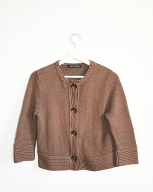 Iris von Arnim Strickjacke boxy design