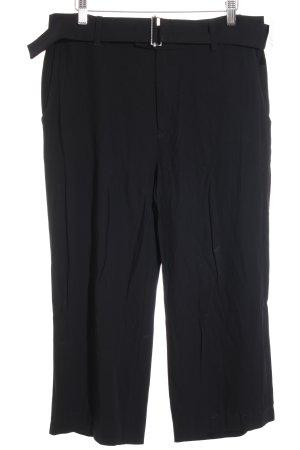 Iro Pantalone culotte nero stile semplice