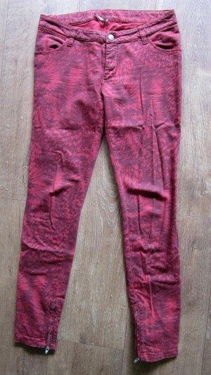 Iro Jeans - Vernon - Animal Print - Weite 27 / S / 36