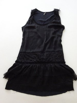 Iro Flounce Dress black