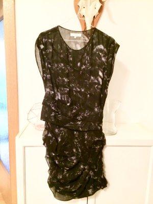 Iro Paris Kleid gemustert Größe 36 wie Neu