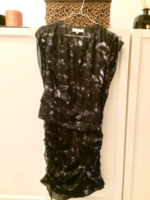 Iro Paris Kleid gemustert Größe 38