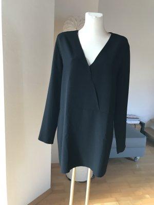 IRO schlichtes Minikleid schwarz