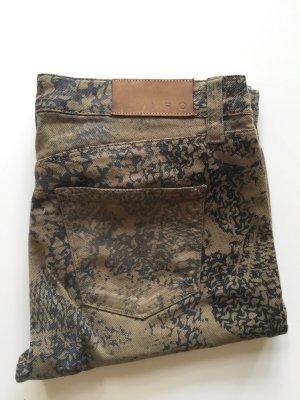 IRO Skinny Jeans in Khaki Farben
