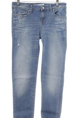 Iro Skinny Jeans kornblumenblau Casual-Look