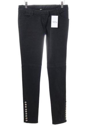 Iro Skinny Jeans schwarz klassischer Stil