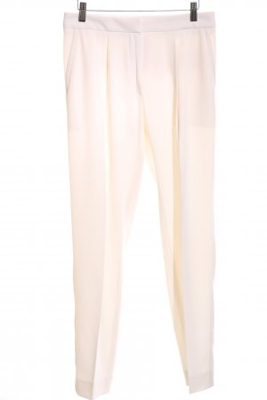 Iro Stoffhose creme Business-Look