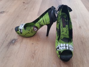 Iron Fist High Heels