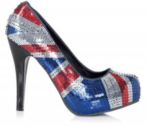 Iron Fist Junior Jack - HighHeels - Gr. 38 - England