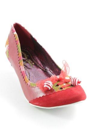 Irregular choice High Heels abstraktes Muster extravaganter Stil