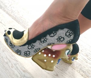 Irregular Choice Pumps Absatz Bambi