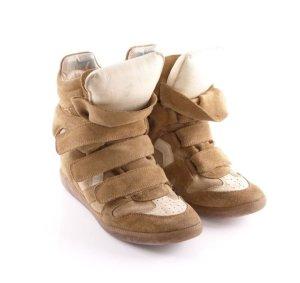 Isabel marant beckett wildleder High top Wedges Sneaker gr. 40