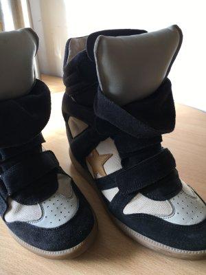 Isabel marant bekehrt sneaker