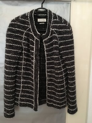 Isabel Marant Wool Blazer black-white