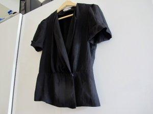 ISABEL MARANT Bluse Oberteil Top 38 S/M schwarz Boho Blogger