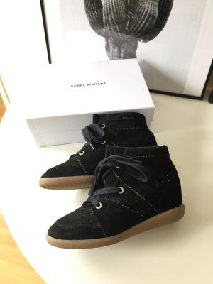 Isabel Marant Bobby Sneaker Wedges 40 (fr 41)