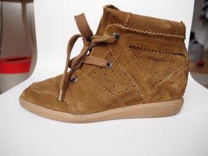 Isabel Marant Bobby Wedge-Sneakers (Größe 41)